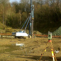 piling setting out